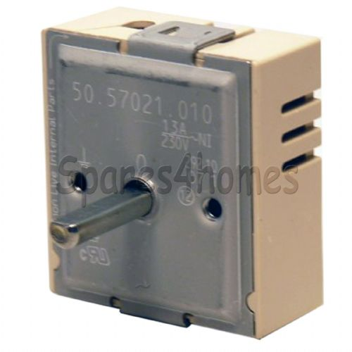 Rangemaster EN03 EGO 5057021010 Energy Regulator Simmerstat Controller Switch 50.57021.010  P025625
